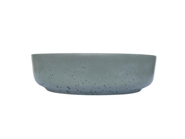 Grand Oval Concrete Basin